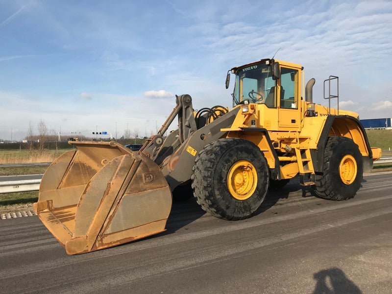 Volvo L150E Wheel Loader Factory Workshop Service Repair Manual