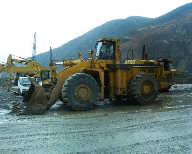 Komatsu WA800-1 WA800-2 Wheel Loader Official Workshop Service Repair Technical Manual