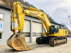Komatsu PC800LC-8E0 PC800SE-8E0 Hydraulic Excavator Official Workshop Service Manual