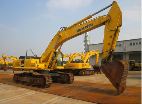 Komatsu PC450-7 PC450LC-7 Excavator Official Workshop Service Repair Manual