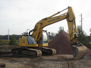 New Holland E225BSR ROPS Tier III Crawler Excavator Official Workshop Service Repair Technical Manual