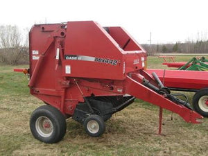 Case IH RBX442 Round Baler Official Workshop Service Repair Manual