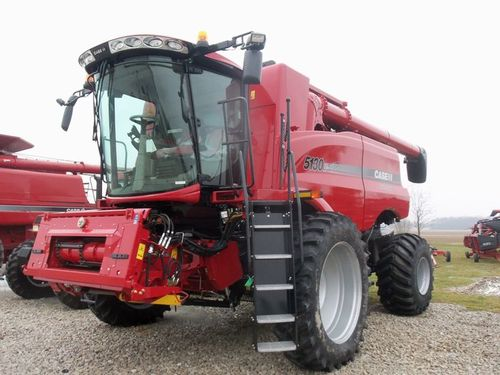 Case IH Axial Flow 5130 6130 7130 Tier 4a Combine Harvesters Official Workshop Service Repair Manual