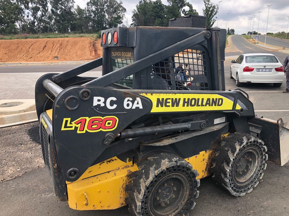 New Holland L160 L170 Skid Steer Loader Official Workshop Service Repair Technical Manual