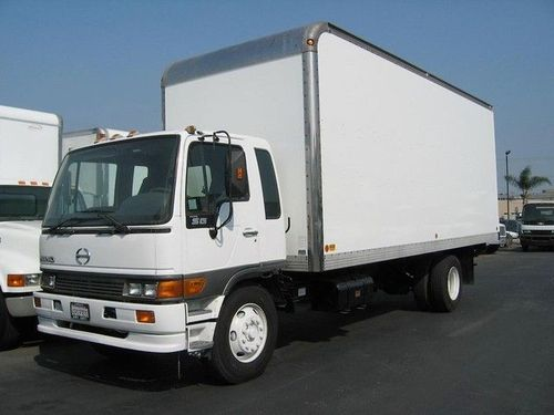 Hino 2004 FD FE & SG Series Trucks Official Workshop Service Repair Manual