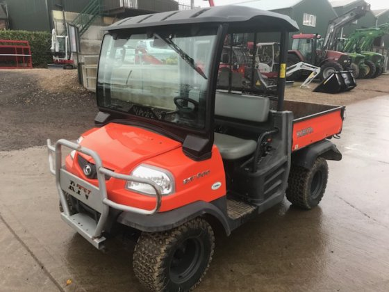 Kubota RTV900 Utility Vehicle Official Workshop Service Repair Manual