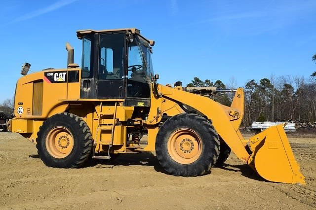 Caterpillar 924HZ Wheel Loader Official Workshop Service Repair Manual S/N : BEF