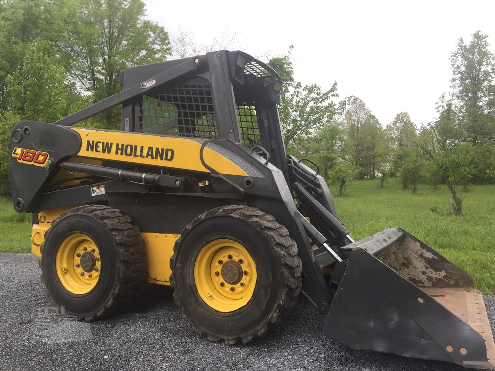 New Holland L180 L185 L190 C185 C190 Skid Steer Loader Official Workshop Service Repair Technical Manual