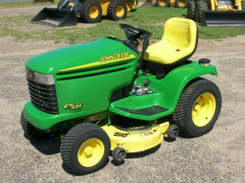 John Deere GT200 Series GT225, GT235, GT235E and GT245 Garden Tractors Technical Service Manual
