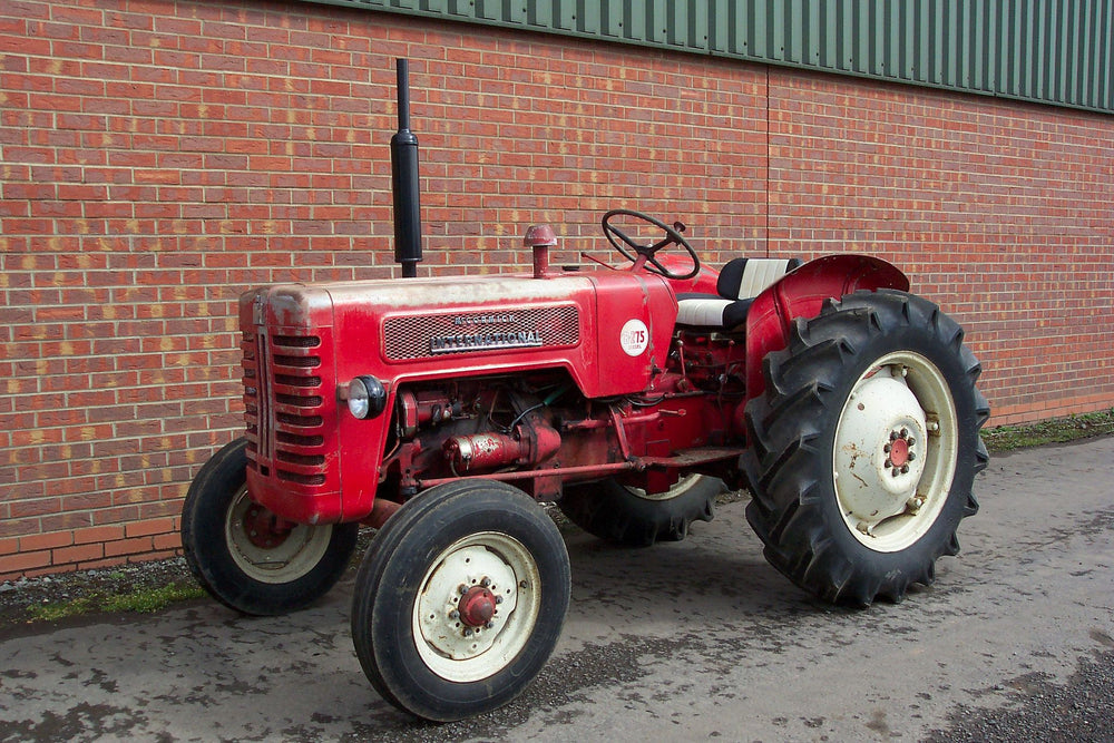 Case IH B275 Tractor Official Workshop Service Repair Manual