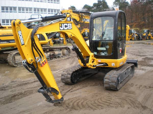 JCB 8055 8065 Midi Excavator Workshop Service Repair Manual