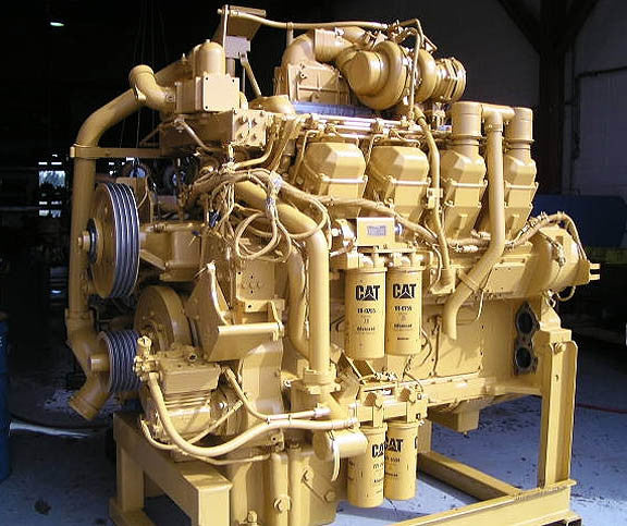 Caterpillar 3508, 3512 and 3516 Generator Sets Operation & Maintenance Manual