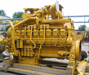 3516B and 3516B High Displacement Engines for Caterpillar Built Machines Troubleshooting Manual