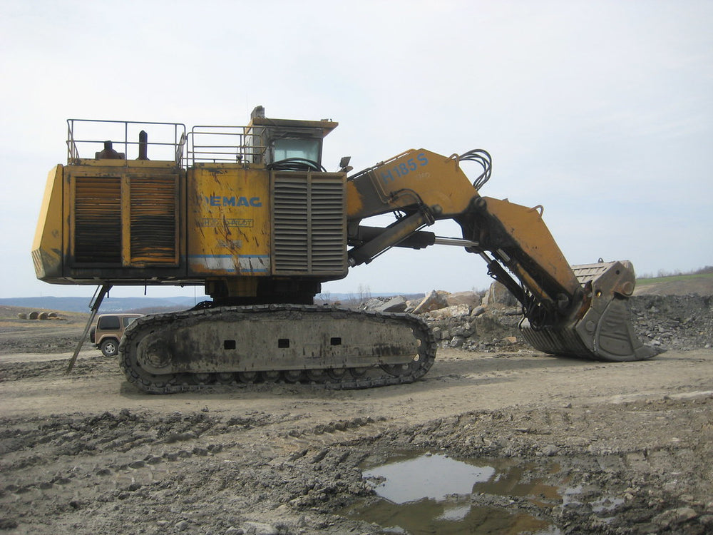 Komatsu H185s Hydraulic Shovel Official Electrical And