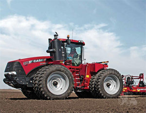 Case IH Steiger 370 420 470 500 540 580 620 Tier 4B (final) Tractors Official Workshop Service Repair Manual