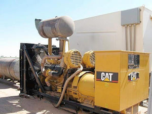 Caterpillar C27 and C32 Generator Set Engines Systems Operation Testing and  Adjusting RENR9968