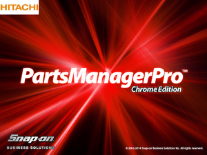 Hitachi Parts Manager Pro v6.5.5 EPC -Hitachi ALL Models Parts Manuals Software 2017 - Online Installation Service Included !