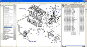 Komatsu LinkOne Parts Catalog EPC --JAPAN Parts Manual Software All Models