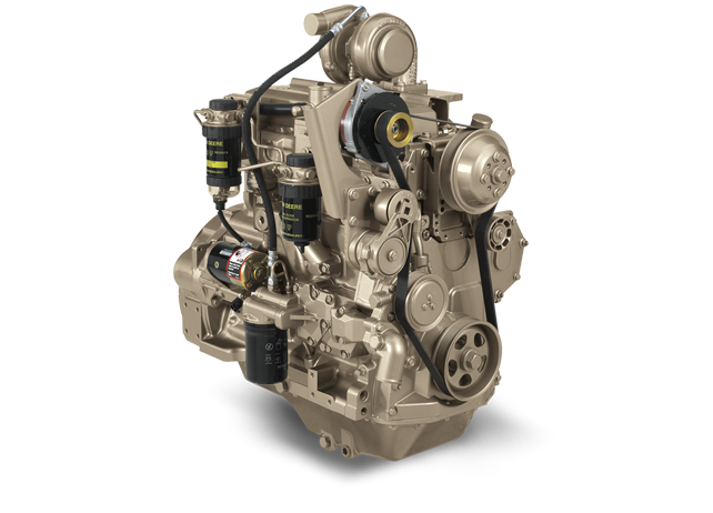 John Deere PowerTech 4.5L - 6.8L Diesel Engines Level 11 Fuel system with Denso HPCR Technical Service Manual