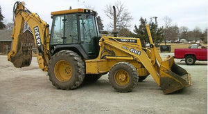 John Deere 410E Backhoe Loader Technical Service Manual