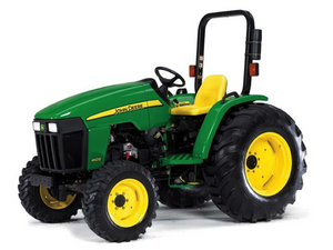 John Deere Compact Utility Tractors 4105 Technical Service Manual 2008-2014