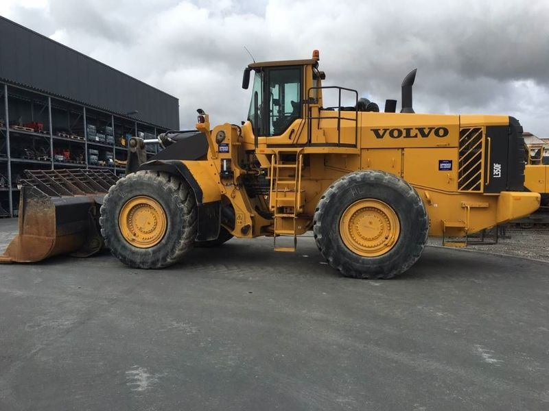 Volvo L350F Wheel Loader Factory Workshop Service Repair Manual