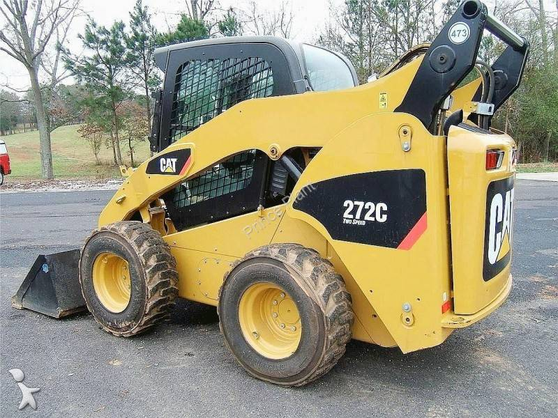 272C Skid Steer Loader Workshop Service Repair Manual Serials RED00001-UP