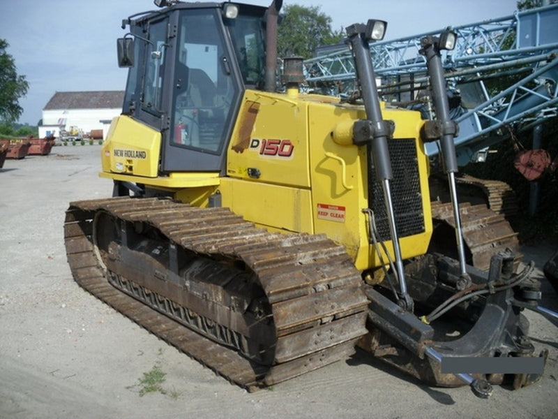 New Holland D150 Crawler Dozer Manuel technique officiel de réparation du service d'atelier