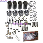 4BG1 4BG1T 4BG1-T Overhaul Rebuild Kit For Isuzu Engine Parts