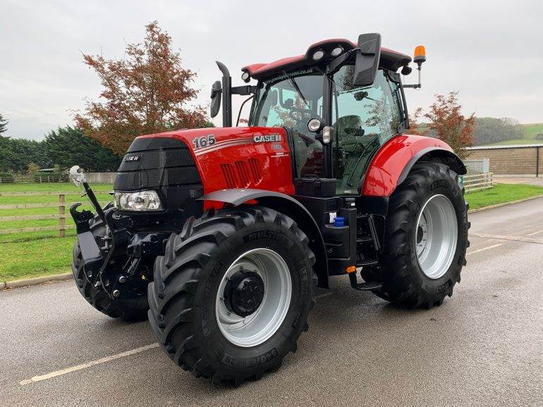 Case IH Puma 165 Puma 180 Tractors With Multicontroller Official Workshop Service Repair Manual