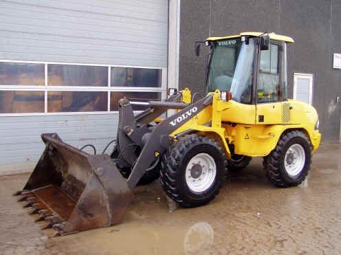 Volvo L30B Compact Wheel Loader Factory Workshop Service Repair Manual