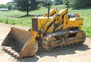 John Deere 450C Crawler Dozer Official Workshop Service Repair Technical Manual