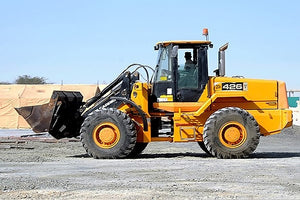 Jcb 426ZX 427ZX 435ZX 436ZX 437 446 Wheel Loader Official Workshop Service  Repair Manual