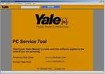 Yale Hyster PC Service Tool v 4.91 Diagnostic And Programming Software Latest 2018