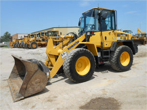 Komatsu WA150-6 Wheel Loader Official Workshop Service Repair Technical Manual #1 Komatsu WA150-6 Wheel Loader Official Workshop Service Repair Technical Manual #1 Komatsu WA150-6 Wheel Loader Official Workshop Service Repair Technical Manual #1 Komatsu