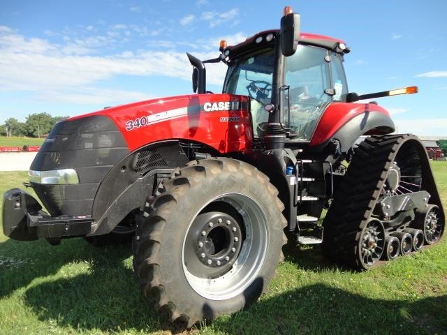 Case IH Magnum 310 340 380 Rowtrac Continuously Variable Transmission (CVT) Tractors Official Workshop Service Repair Manual