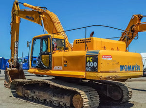 Komatsu PC400-5 Mighty PC400LC-5 Mighty Hydraulic Excavator Official Workshop Service Manual