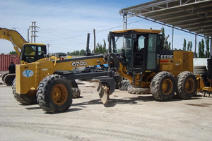 John Deere 670D 672D 770D 772D 870D 872D Motor Grader Official Operation & Test Technical Manual