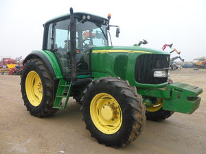 john deere 6520 6620 6820 6920 and 6920s tractors operation and test rh the best manuals online com john deere 6520 service manual John Deere 6430