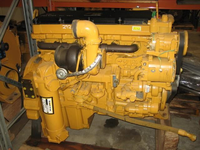 Caterpillar C11 C13 Industrial Engines Operation & Maintenance Manual SEBU7901