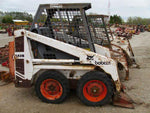 Bobcat 553 Skid Steer Loader Serie Workshop Service Reparaturanleitung