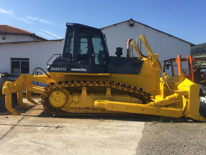 Komatsu D65EX-12 D65PX-12 (EU SPEC.) Bulldozer Official Workshop Service Manual