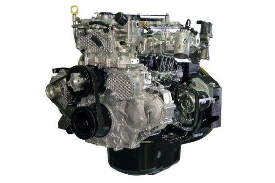 Isuzu Engine A1-4JJ1 Official Workshop Service Repair Manual