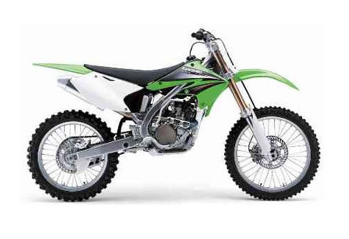 Kawasaki KX250F 4-Stroke Workshop Service Repair Manual 2004-2005