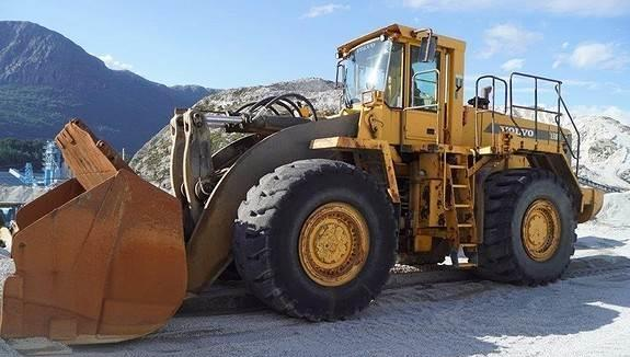 Volvo L330D Wheel Loader Factory Workshop Service Repair Manual