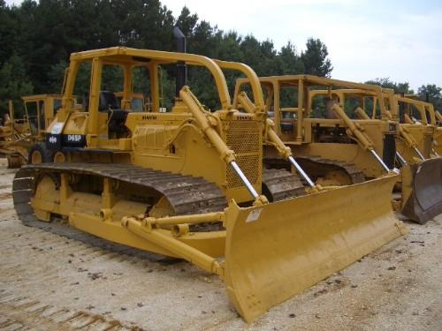 Komatsu D65E-8B D65P-8A Bulldozer Official Workshop Service Repair Technical Manual