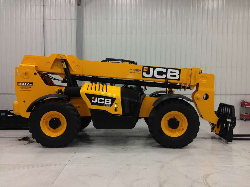 JCB 506-36 507-42 509-42 510-56 Telescopic Handler Workshop Service Manual