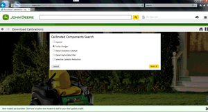 John Deere Diagnostic Kit EDL v2 (Electronic Data Link v2) Diagnostic Adapter - Include Service Advisor 5.2 Software 2020 - For Windows 10 !