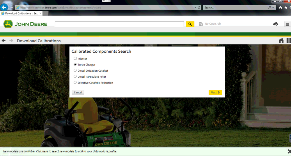 John Deere Diagnostic Kit EDL v2 (Electronic Data Link v2) Diagnostic Adapter - Include Service Advisor 5.3 Software 2021