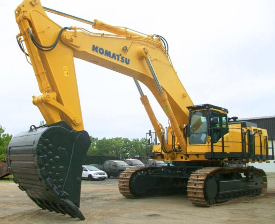 Komatsu PC1250SP-8 Hydraulic Excavator Official Field Assembly Instruction Manual